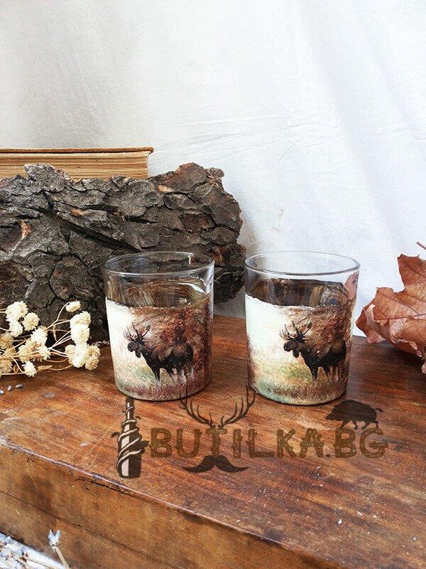 Ловни чаши за ракия без столче