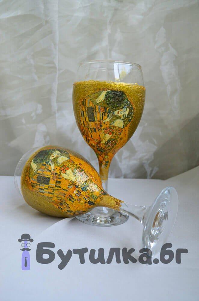 Луксозни чаши за вино