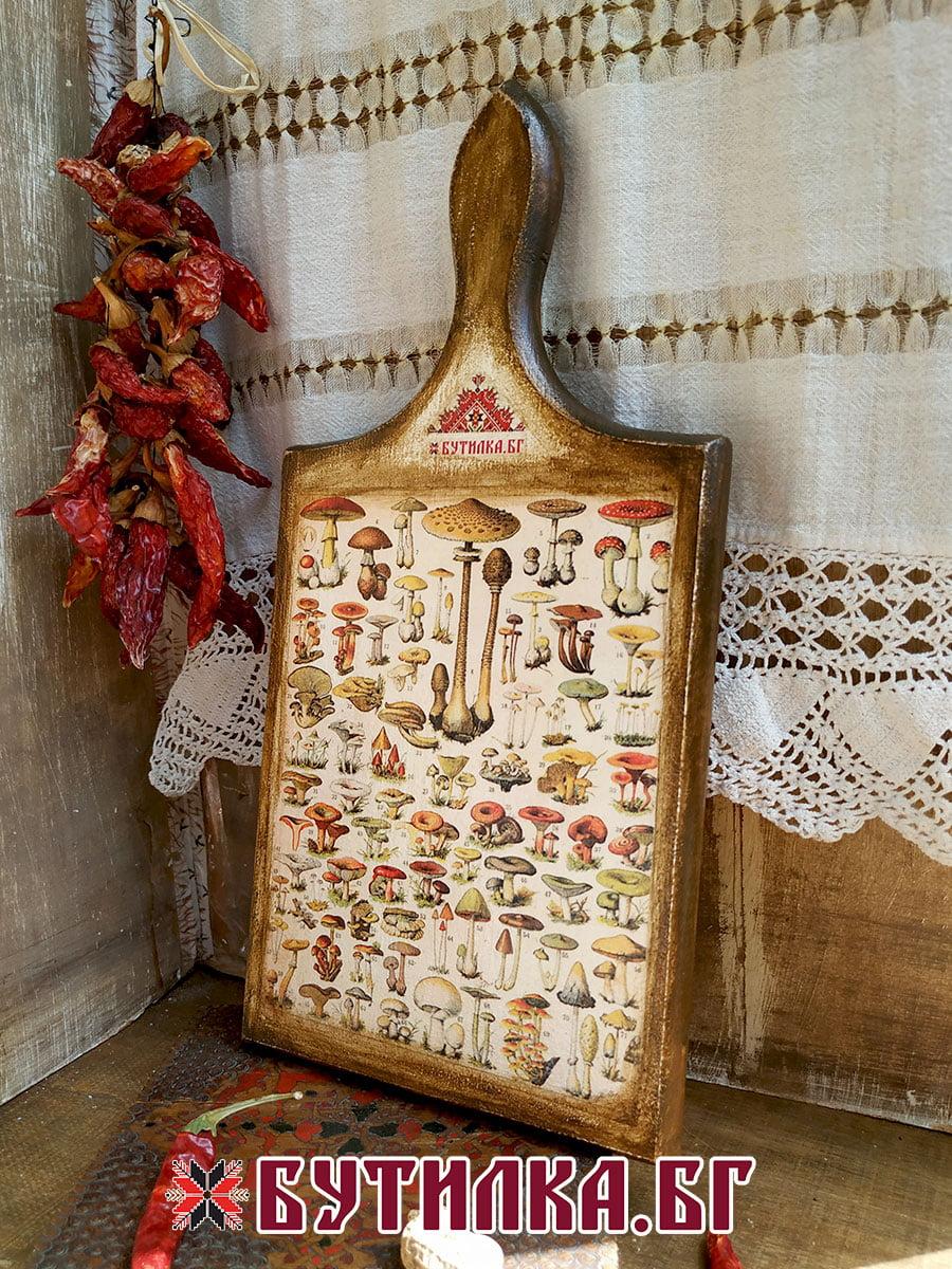 дървена декоративна дъска